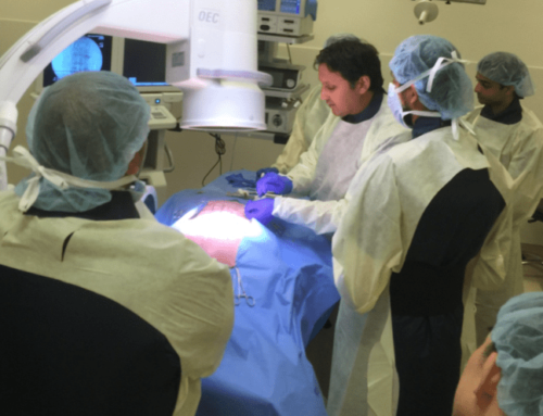 Spine IEP Fellows & Young Surgeon's Course