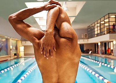 lesiones de columna causadas por deporte