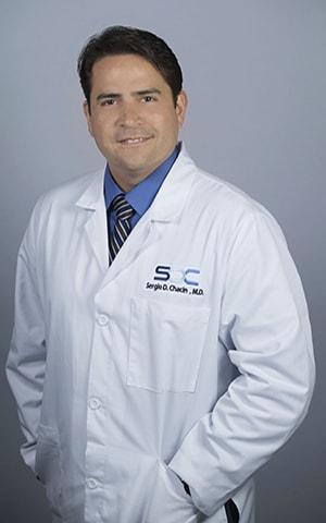 dr. sergio chacin physiatrist