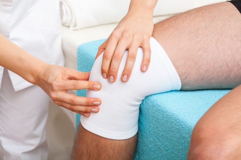 preparing your home for knee surgery