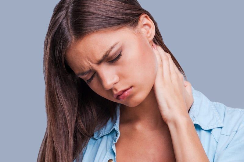 Tips to prevent neck pain from stress