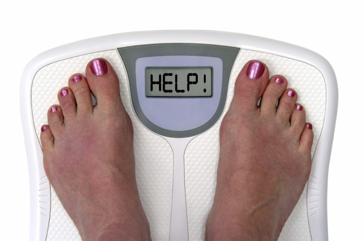 weight and joint pain