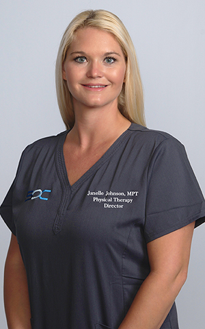 physical therapist janelle johnson