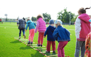orthopedic health in children with obesity