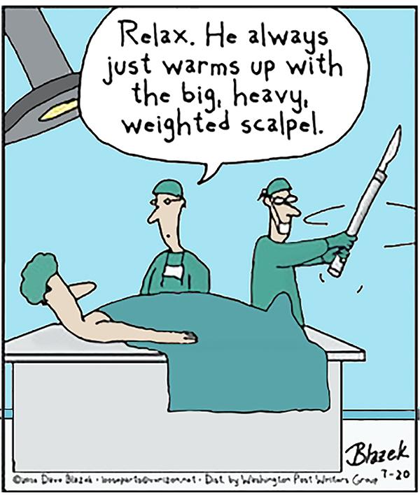 Scalpel-Joke