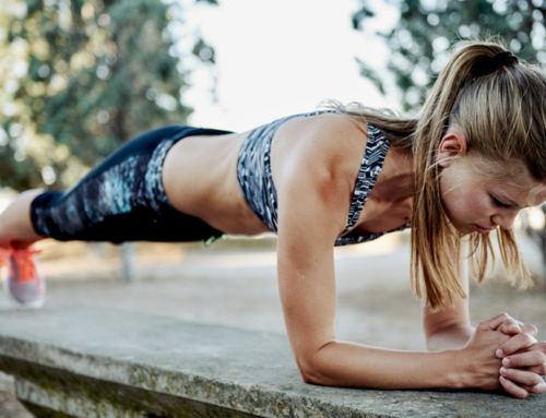 4 Low-Impact Exercises to Strengthen Your Core and Back