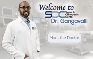 Welcome Dr. Anup Gangavalli