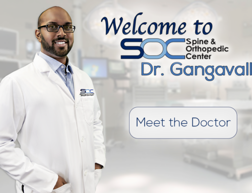 Spine & Orthopedic Center Welcomes New Spine Surgeon, Dr. Anup Gangavalli
