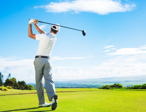 TIPS ON HOW TO PREVENT A GOLF INJURY