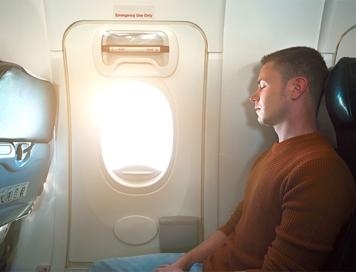 Tips to Avoid Neck Pain On An Airplane
