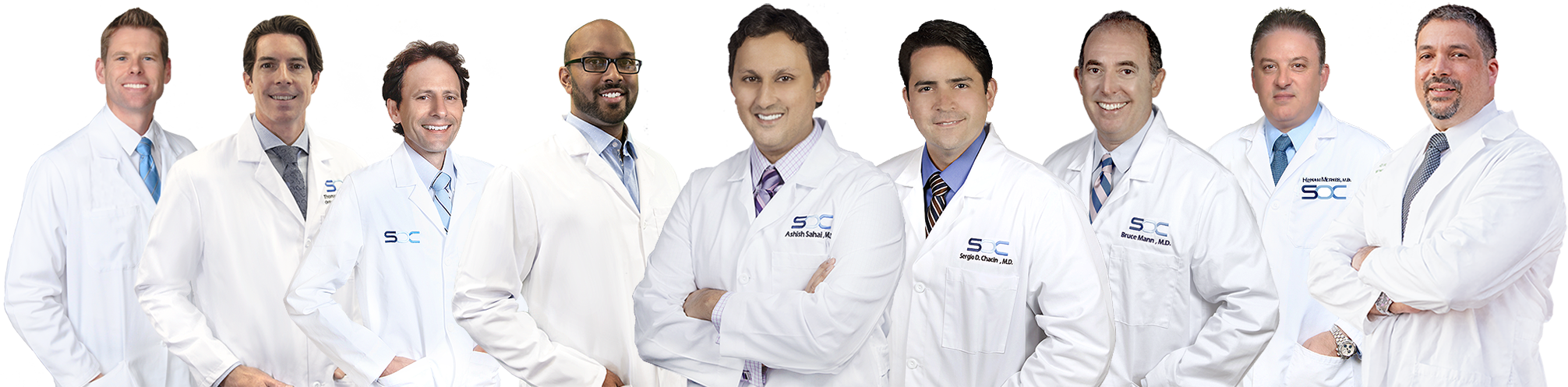 SOC orthopedic doctors in South Florida