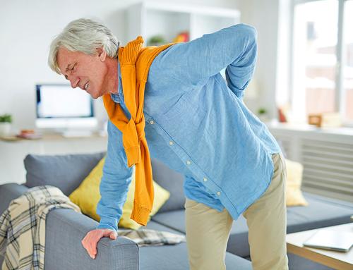 Immediate Treatment for a Back Muscle Strain